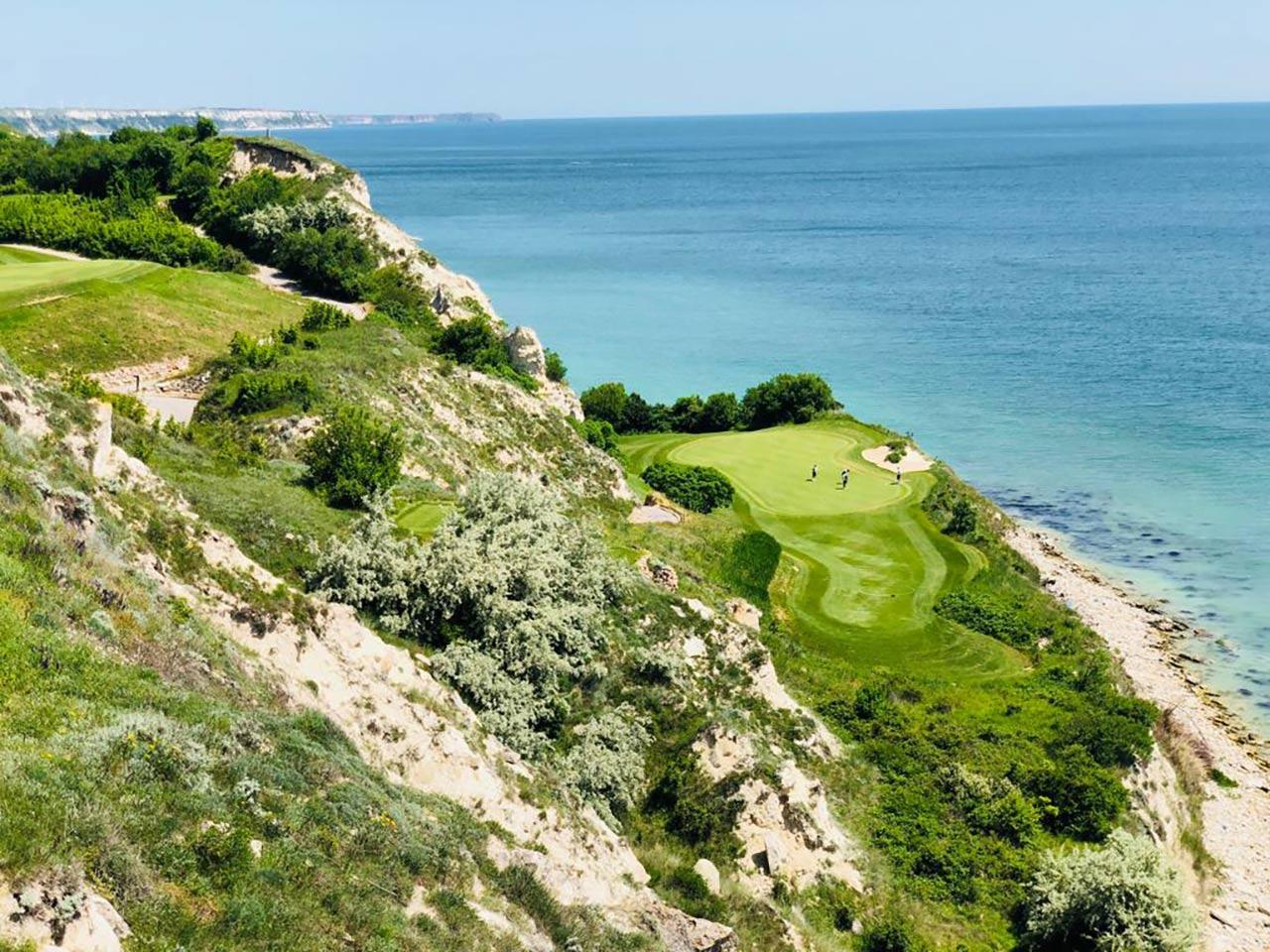 Bulgarien Blog Lighthouse Golf