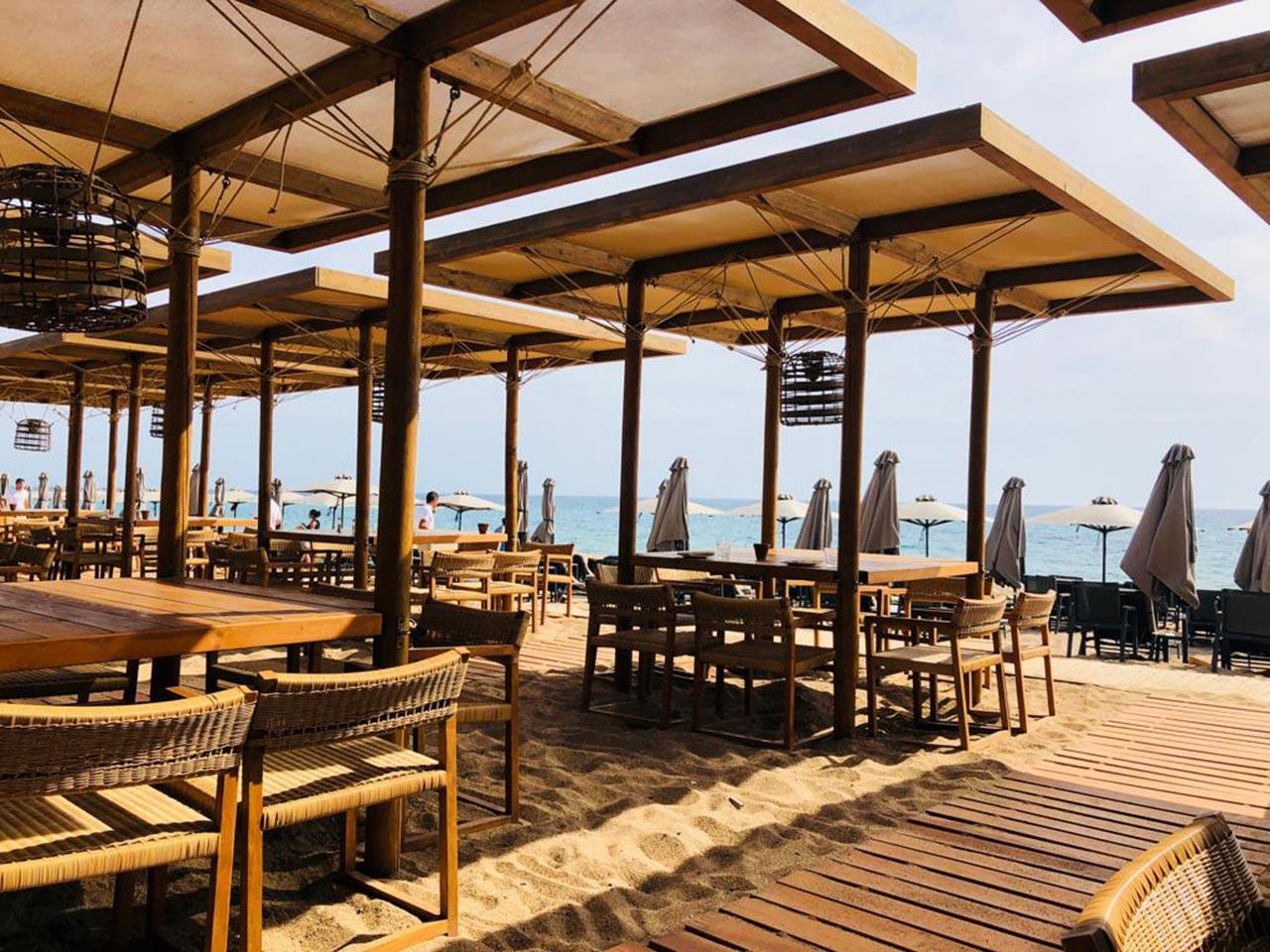 Chrisway GRIECHENLAND Beach Restaurant
