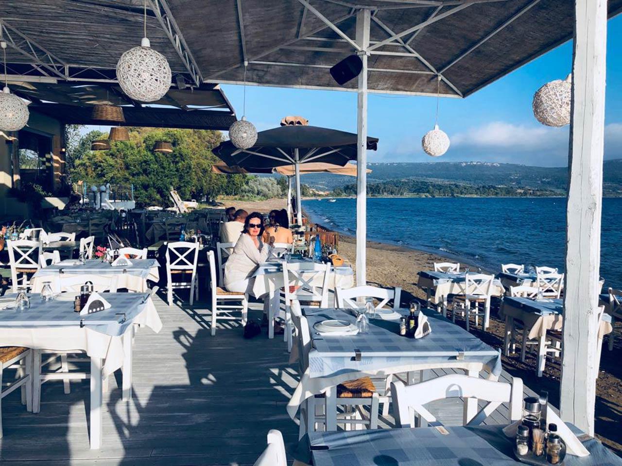 Chrisway GRIECHENLAND Restaurant Beach