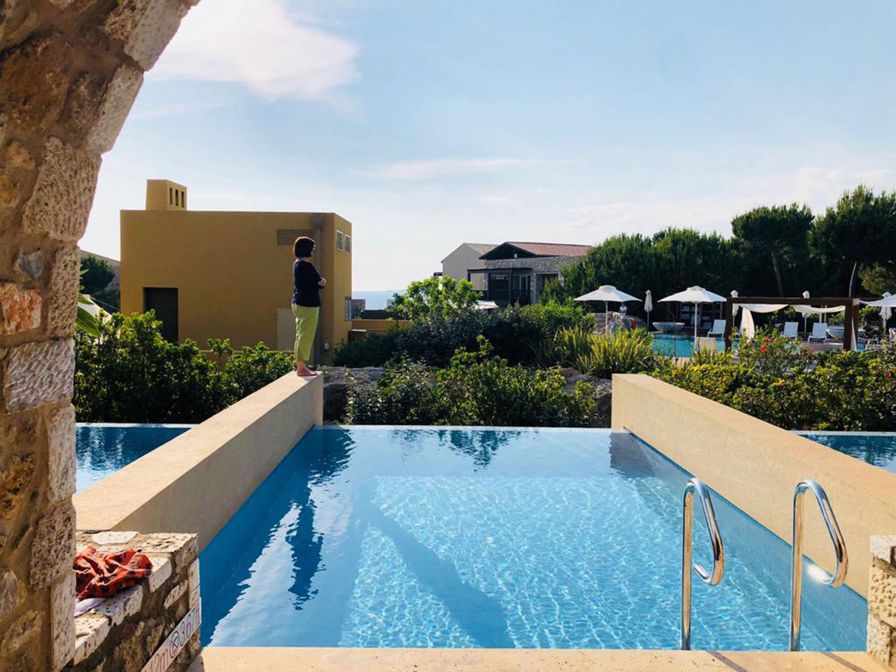 Chrisway GRIECHENLAND Accommodation Pool